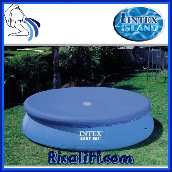 28022 copertura invernale intex piscine fuori terra esay for Piscine easy set