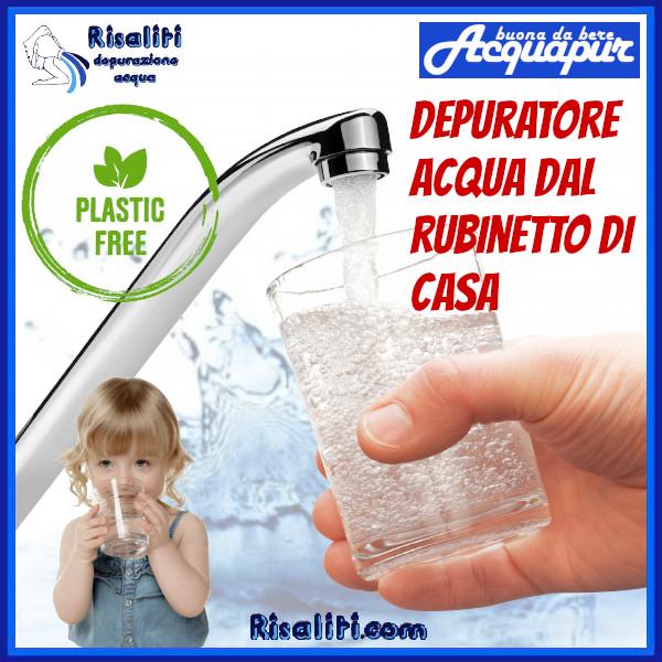 Depuratori Purificatore Acqua Acquapur www.risaliti.com