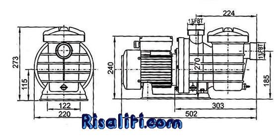 pompa mareva eco www.risaliti.com