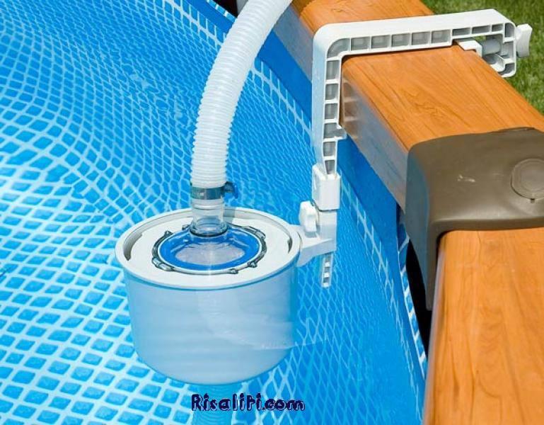 10522 Asta verticale regolazione altezza gancio Skimmer 28000 piscine Intex  eBay