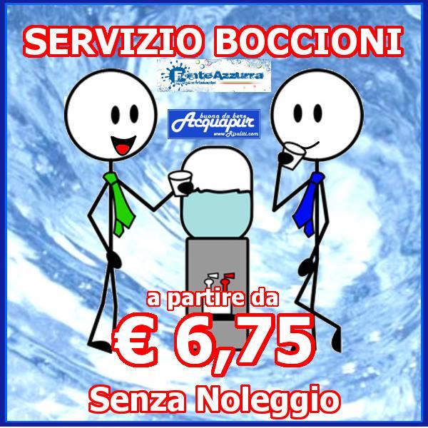 Servizio Acqua Boccioni e Rete Idrica Fonteazzurra www.risaliti.com